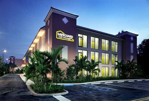 Climate Controlled Self Storage Units at 3950 W Hillsboro Blvd, Coconut Creek, FL 33073