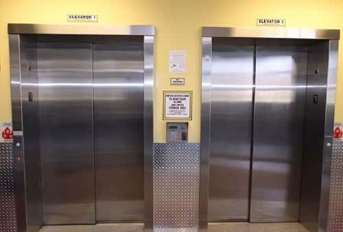 Charming Easy Cargo Elevator Access To Coconut Creek Storage Bins On Upper Floors In  Zip Code 33073