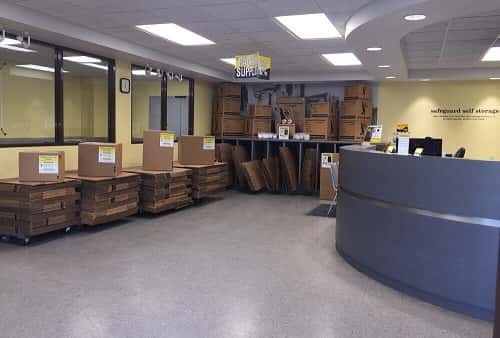Self Storage Moving & Packing Supplies For Sale on Riviera Blvd, Miramar, FL 33023