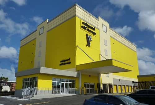 NEW Climate Controlled Self Storage Units at 3725 NW 27th Avenue in Miami, Florida 33142
