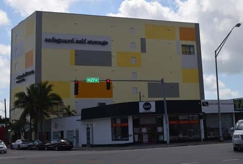 Climate-Controlled Self Storage Units Serving Coconut Grove, FL 33133