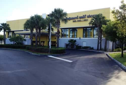 Handicap Accessible Climate Controlled Self Storage Units Serving Miami, FL  33167