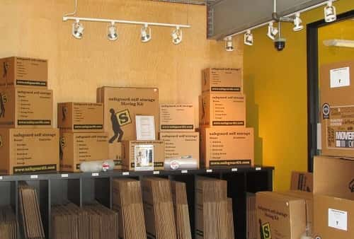 Self Storage Moving & Packing Supplies For Sale on W Flagler St, Miami, FL 33130