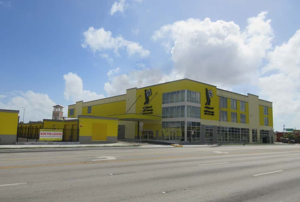 Self Storage Units In Miami Fl On Nw 7th Avenue From