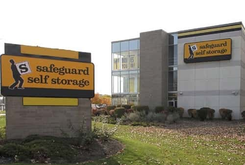 Climate Controlled Self Storage Units at 523 W Algonquin Rd, Arlington Heights, IL 60005