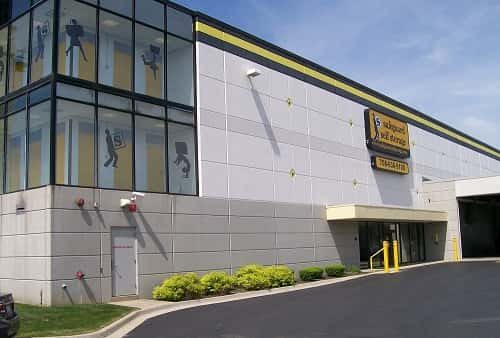 Climate Controlled Self Storage Units at 9800 S Harlem Ave, Bridgeview, IL 60455