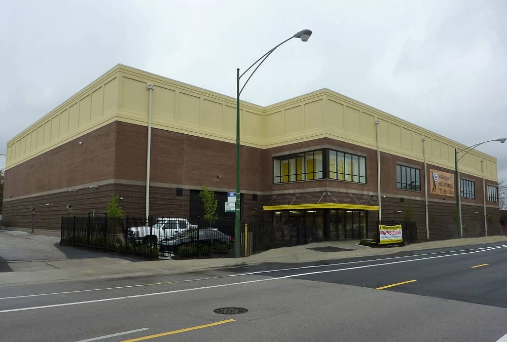 Climate & Non-Climate Controlled Self Storage Units Available at 6224 North Northwest Highway, Chicago, IL 60631