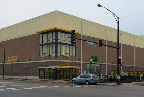 Climate Controlled Self Storage Units in Hermosa at 4534 W North Ave, Chicago, IL 60639