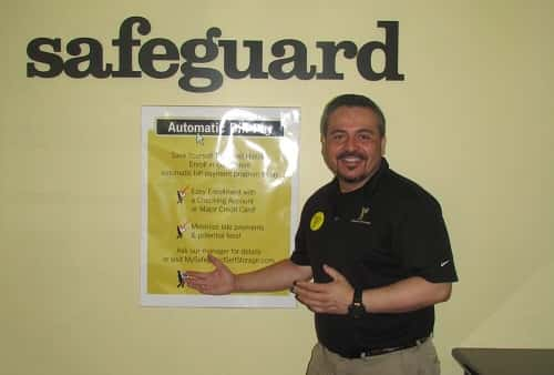 Excellent Customer Service at Safeguard Self Storage in Chicago IL 60659