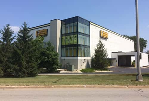 Climate Controlled Self Storage Units at 1136 E NW Hwy, Palatine, IL 60074