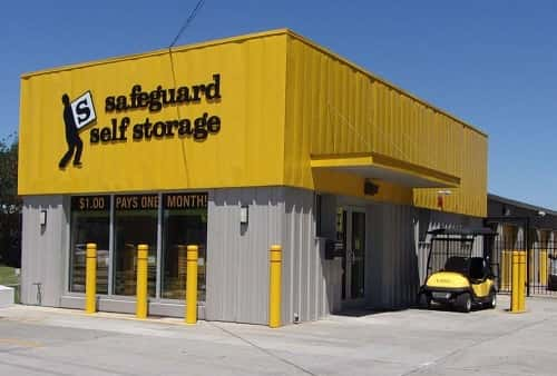 Air Conditioned Self Storage Units at 1001 Manhattan Blvd Harvey, LA 70058