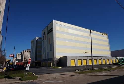 Safeguard Storage Units At 3301 Causeway Blvd Metairie La