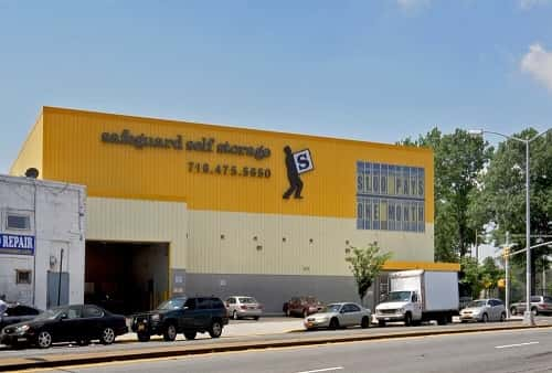 Handicap Accessible Climate Controlled Self Storage Units Serving Hollis Ny 11423