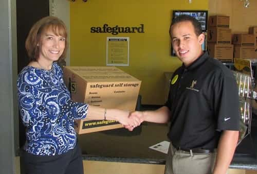 Excellent Customer Service at Safeguard Self Storage in Ozone Park, New York