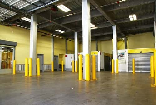 Drive In Loading Bay For Self Storage Lockers On S Broadway In Yonkers, NY  10705