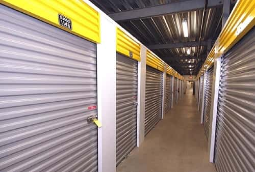 Air Conditioned & Heated Self Storage Units Serving the Fine People of Philadelphia, PA