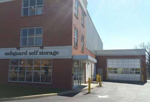 Climate Controlled Self Storage Units at 6224 Germantown Ave, Germantown, PA 19144
