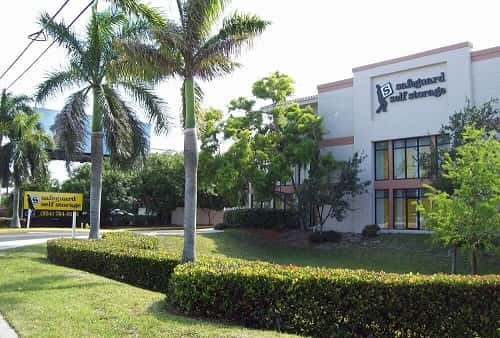 Climate Controlled Self Storage Units at 2571 N Federal Hwy, Pompano Beach, FL 33064