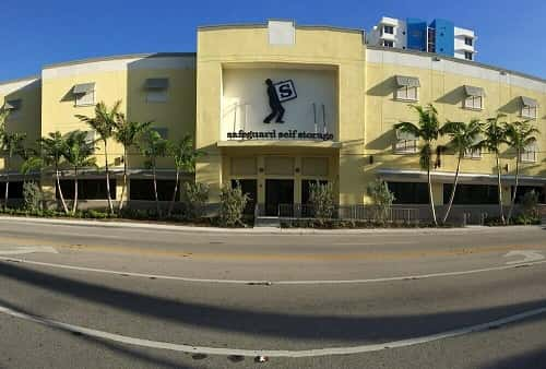 Climate Controlled Self Storage Units At 515 Nw 36th St Miami Fl 33127