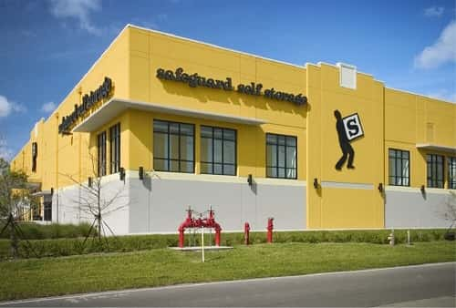 Climate Controlled Self Storage Units at 16701 Park Centre Blvd, Miami 33169