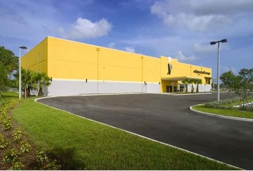 Self Storage Units In Miami Fl On Centre Blvd From Safeguard