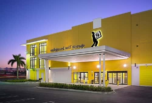 Climate Controlled Self Storage Units at 7691 NW 12th St, Miami, FL 33126