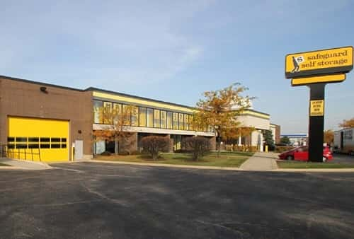 Self Storage Units In Des Plaines Il On Manheim Rd From