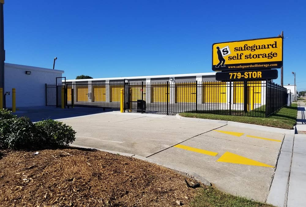 Now Offering Drive-Up Accessible Storage Spaces in Metairie, LA