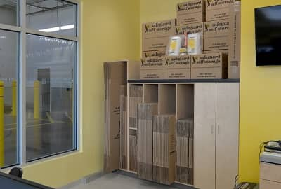 Self Storage Moving & Packing Supplies For Sale in Hawthorne, New Jersey at 66 Goffel Road