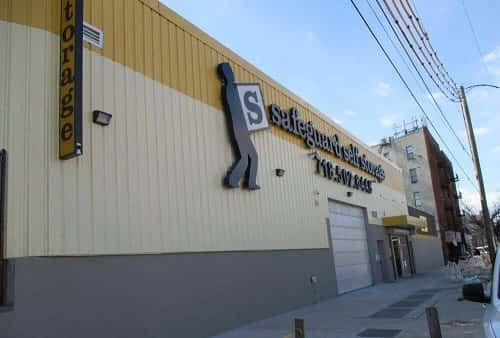 Climate controlled Self Storage Units at 1112 E Tremont Ave, Bronx, NY 10460