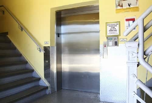 Easy Cargo Elevator Access to Brooklyn Storage Bins on Upper Floors in Zip Code 11207