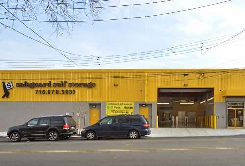 Self Storage Units In Brooklyn Ny On Albany Ave From