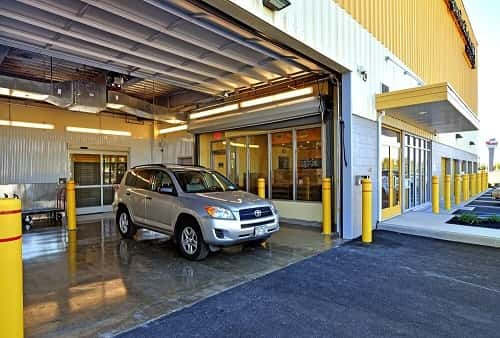Drive-In, Covered Loading Area to Protect Your Items from the Weather in Zip Code 11758