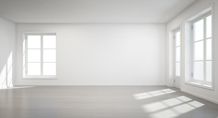 Large, empty room